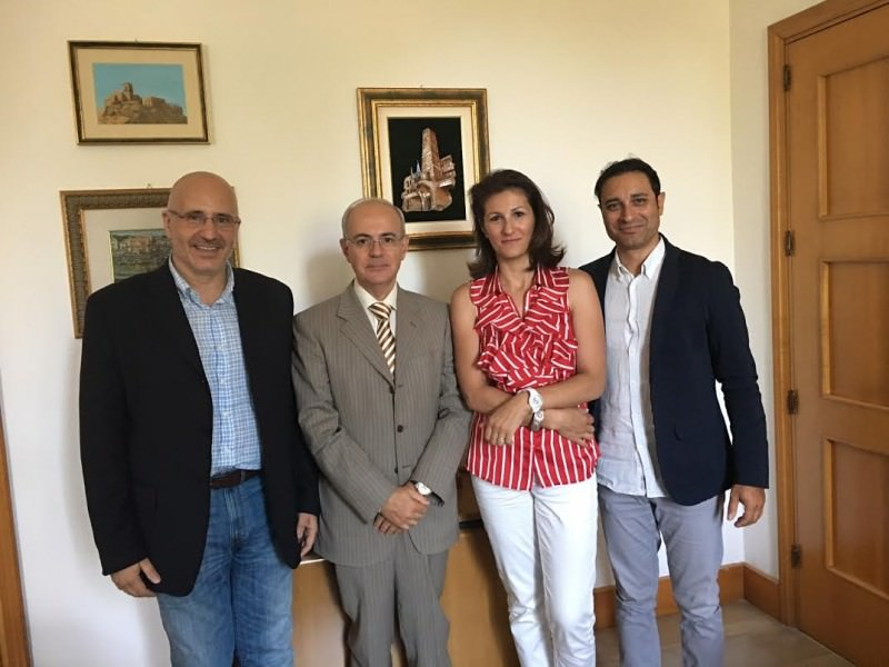 Procuratore Zuccaro incontra l'associazione Alfredo Agosta