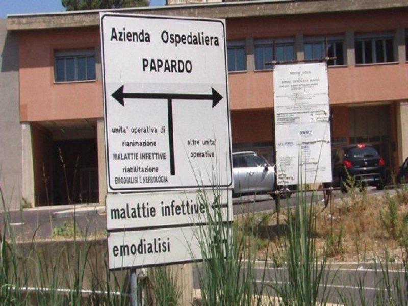 Messina: ospedale Papardo quasi al collasso