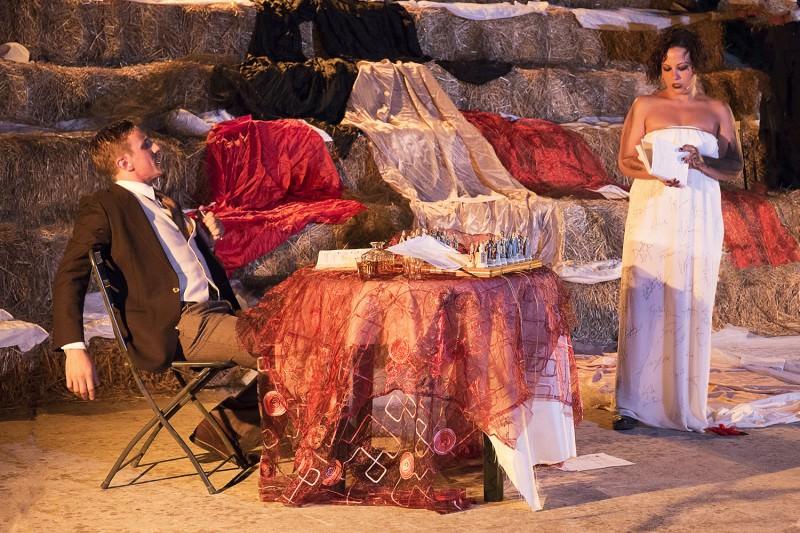 """Benedettini si trasformano in teatro: torna """"Nell'amorosa quiete delle tue braccia"""""""