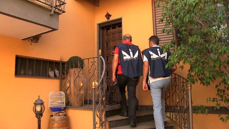 Sequestrati 500 mila euro di beni al boss Roberto Morabito