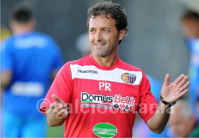 """Catania, Rigoli: """"Restituire entusiasmo ai tifosi, con l'Akragas serve il giusto approccio"""""""