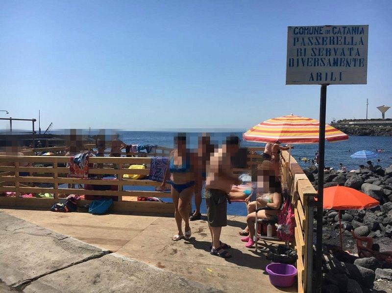 San Giovanni Li Cuti, spiaggia in cui l'inciviltà regna sovrana