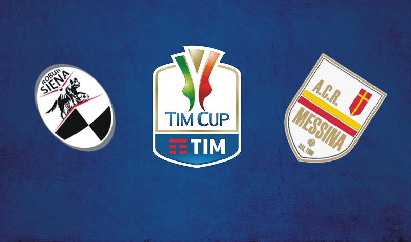 Coppa Italia, stasera il Messina a Siena: precedenti da dimenticare