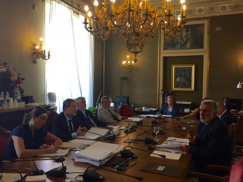 Commissione Antimafia a Messina: Accorinti ascoltato per due ore
