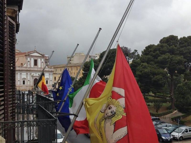 Terrorismo: Palermo si veste a lutto. Domani bandiere a mezz'asta per Adele