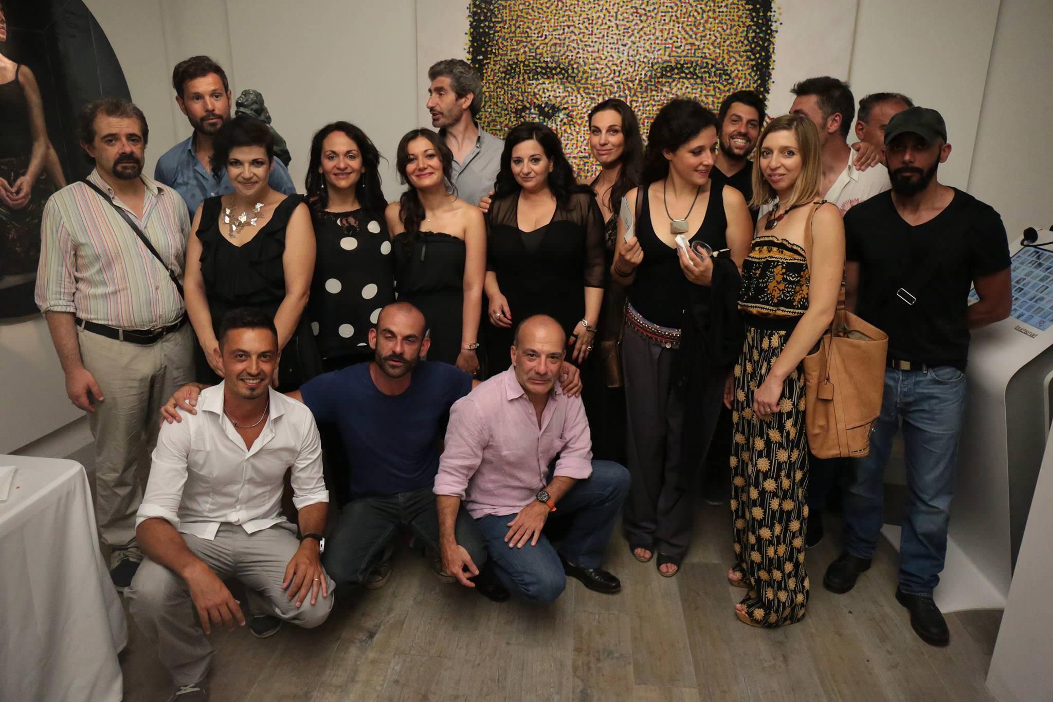 MacS: grande successo all'inaugurazione della Collezione Italiana