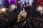 Detenuto evade durante il Festino di Santa Rosalia: era impiegato nella realizzazione del carro