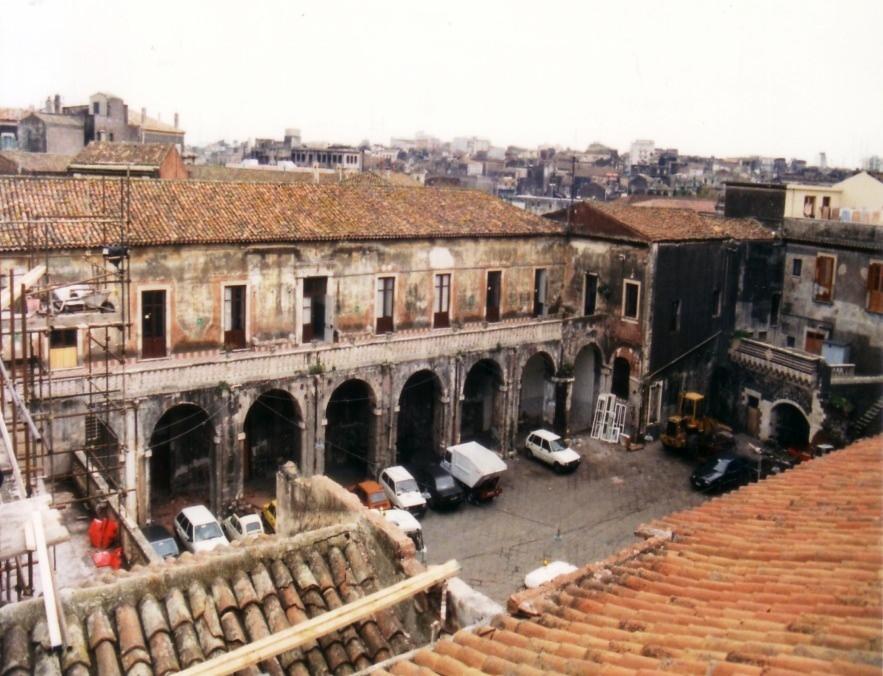 I Platamone a Catania
