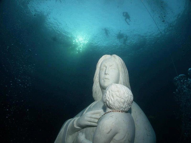 Messa in onore dei morti in mare a Custonaci