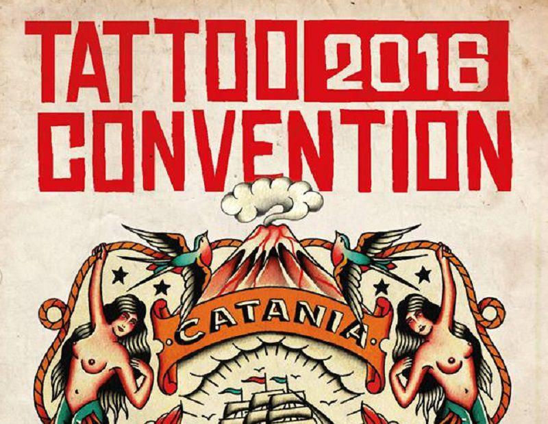 """A Catania vetrina internazionale del tatuaggio, parte la prima edizione del """"Catania Tattoo Convention"""""""