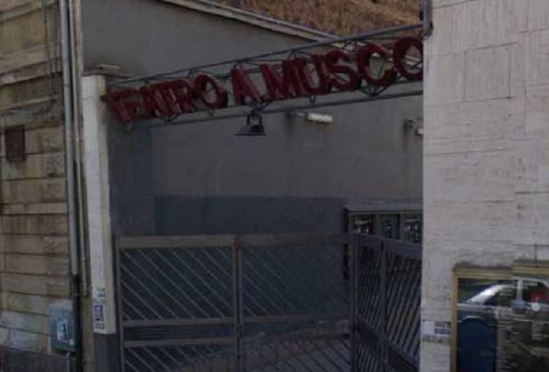 Teatro Stabile: sfratto esecutivo alla sala Musco di via Umberto