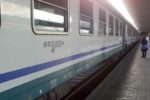 Rete elettrica danneggiata sulla linea Catania-Caltanissetta: treni fermi