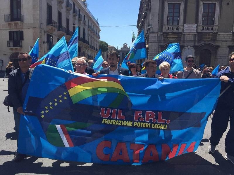 "Igiene urbana, grido d'allarme da UIL FPL: ""Catania a rischio infezioni"""