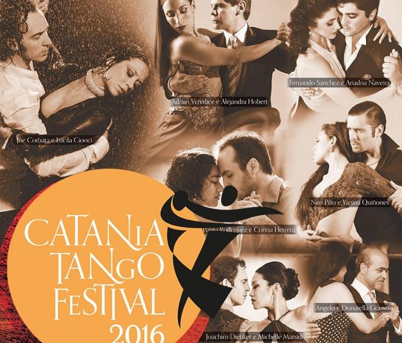 Da domani a Catania il XVI Festival Internazionale del Tango di Sicilia