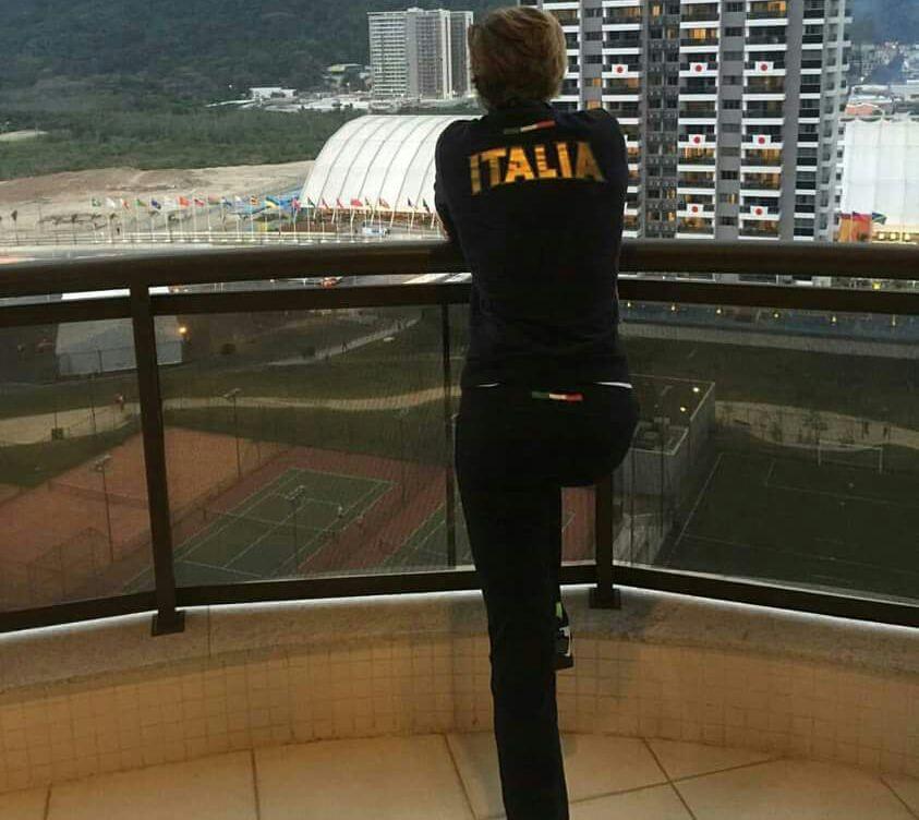 Federica Pellegrini e l'amarezza per il quarto posto nella finale di Rio