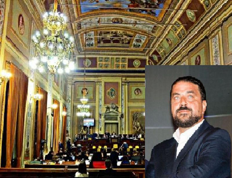 Alfio Barabagallo nuovo deputato regionale: si è insediato al posto di Ioppolo