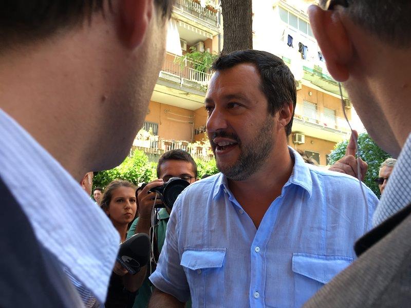 Salvini a Catania: visiterà azienda confiscata alla mafia