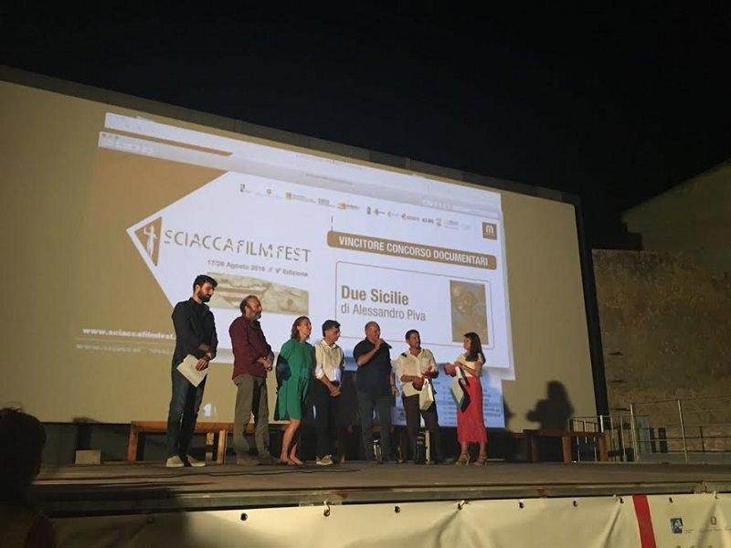 """Terminato lo Sciacca Film Fest: il premio miglior cortometraggio va a """"The protest"""""""