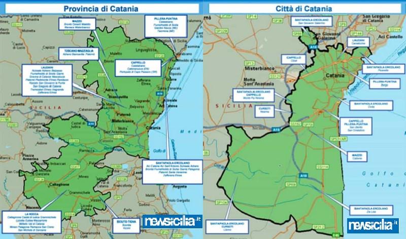 La Sicilia in mano a Cosa Nostra, ma come è divisa? I clan di Catania e provincia
