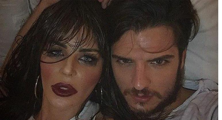 Scomparsi Nina Moric e il fidanzato: l'appello della madre di lui
