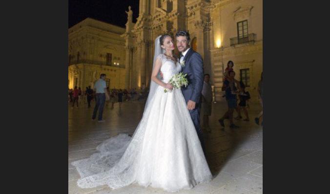 Giuseppe Zeno si sposa in gran segreto ad Ortigia
