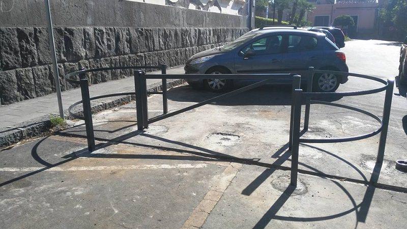 Villa comunale di Belpasso: continuano lavori di manutenzione