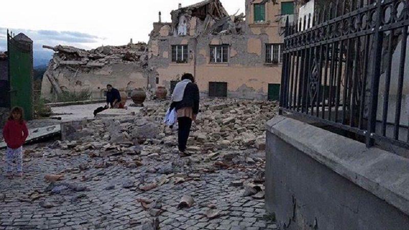 Terremoto in Centro Italia: un siciliano tra le vittime