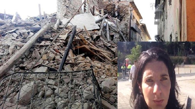 """La testimonianza di Chiara, una collega a Norcia: """"Ore di angoscia, siamo in strada dalle 3 di stanotte"""""""