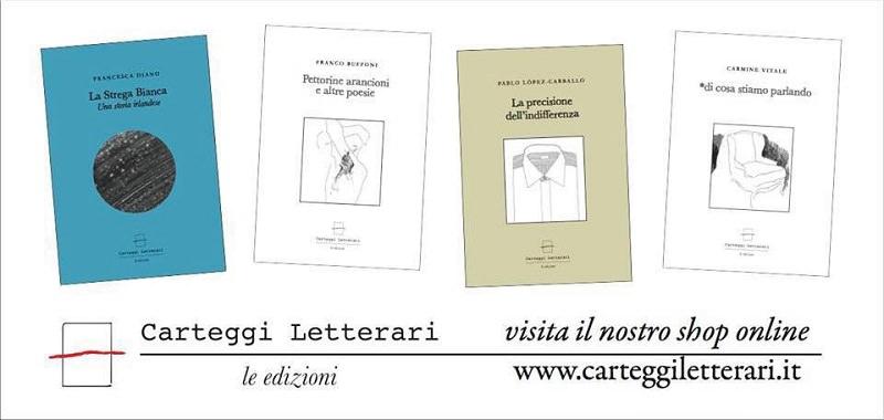 """""""Carteggi Letterari le edizioni"""" la nuova casa editrice siciliana in costante crescita"""