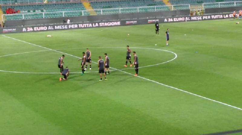 Coppa Italia: Palermo – Bari 1 – 0 – I rosanero passano il turno