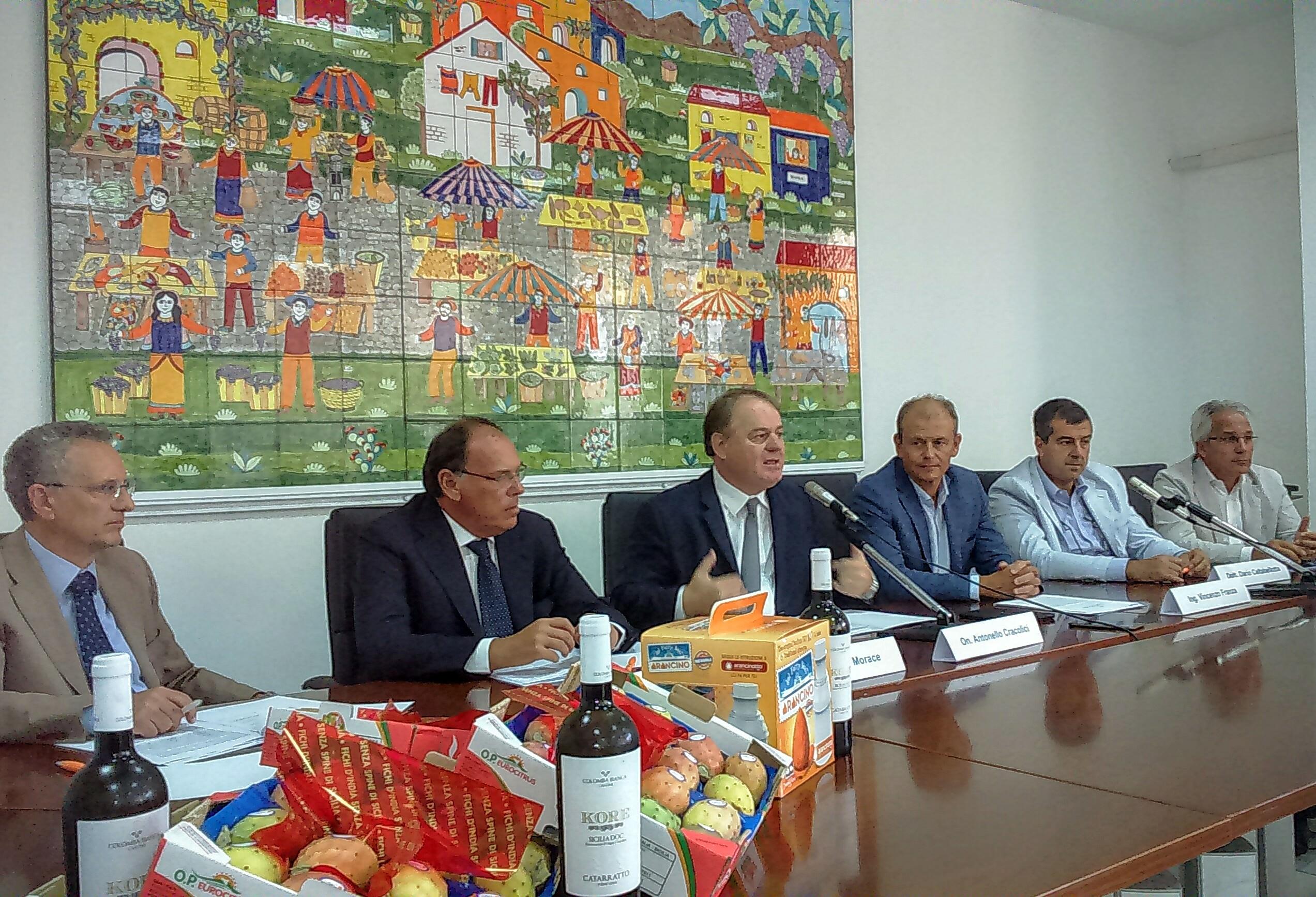 Presentata campagna promozionale dei prodotti siciliani sulle navi