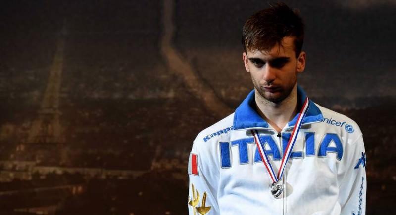 A Rio la Sicilia è sul podio: il fiorettista Daniele Garozzo vince medaglia d'oro