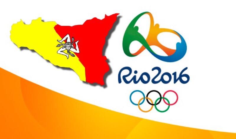 Rio 2016: ecco quando i nostri atleti siciliani andranno in scena