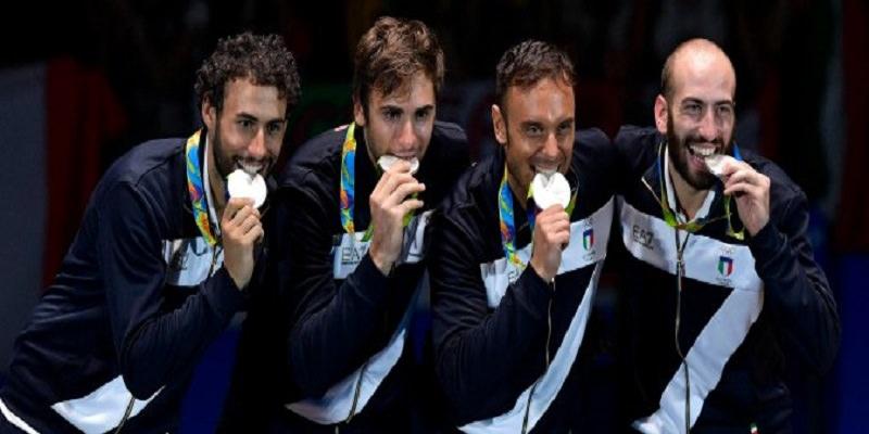 Rio 2016, i tre catanesi conquistano il Brasile con la spada a squadre