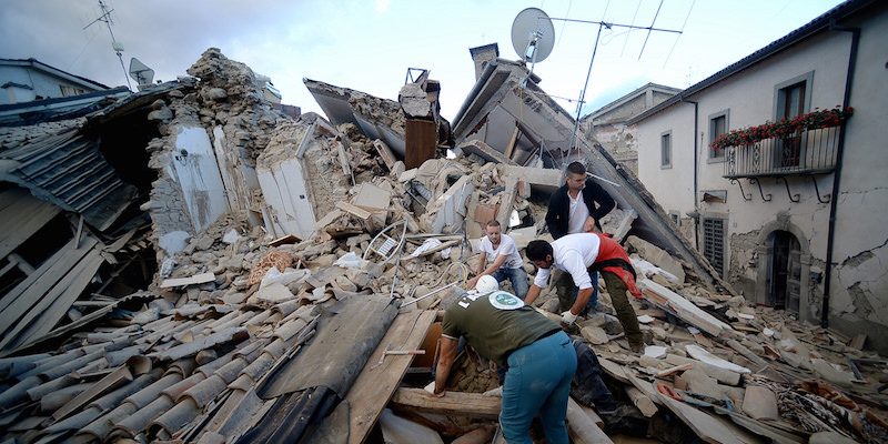 """AnciSicilia: """"Invitiamo i cittadini a partecipare alle iniziative di solidarietà per i terremotati"""""""
