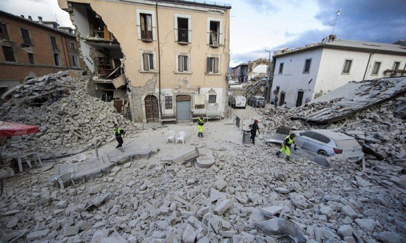 Terremoto, medici siciliani volontari in azione nel Centro Italia