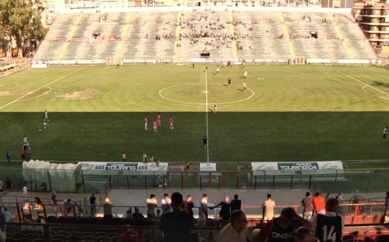 Reggina 1-1 Catania, fine partita. Rivivi la diretta testuale del match