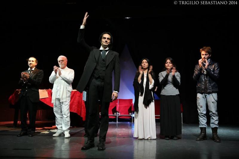 """Nicola Costa: """"Il Teatro e la parola ci rendono uomini liberi"""""""