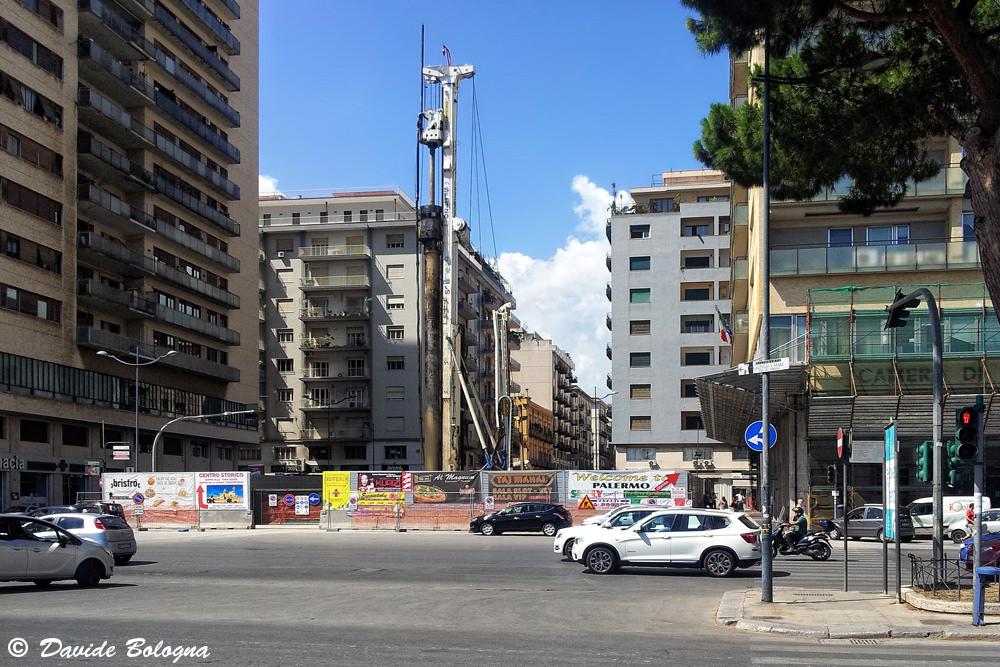 Palermo, problemi nei lavori per l'Anello Ferroviario