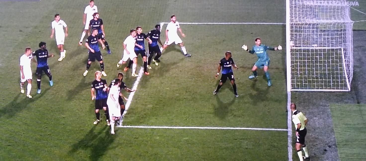 La vittoria del Palermo a Bergamo è targata Nestorovski e De Zerbi