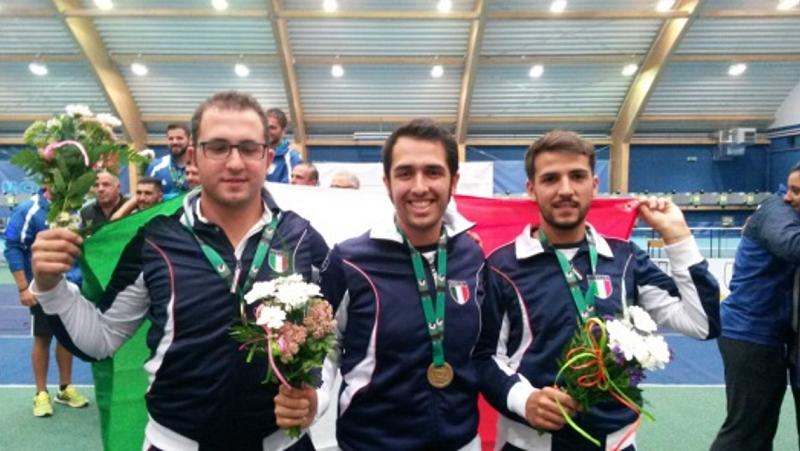 Mondiali universitari di tiro a volo, l'etneo Raffaello Grassi campione del mondo nella gara a squadre