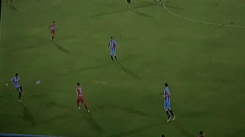 Catania-Akragas 0-1, i voti ai calciatori rossazzurri