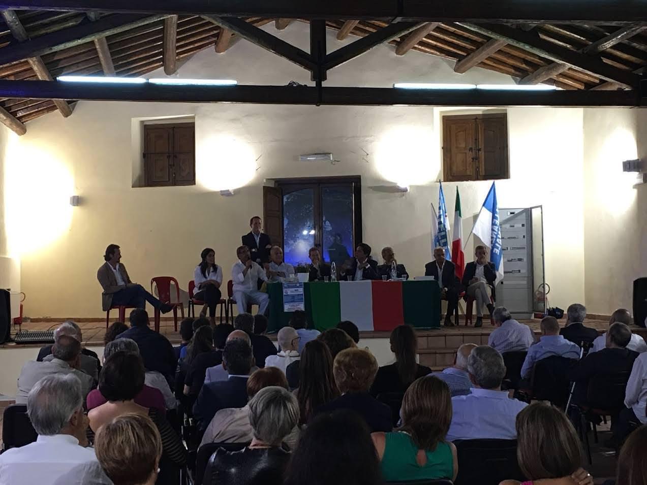 """Fratelli d'Italia fa tappa a Ragalna, La Russa: """"Difendiamo la volontà popolare"""""""