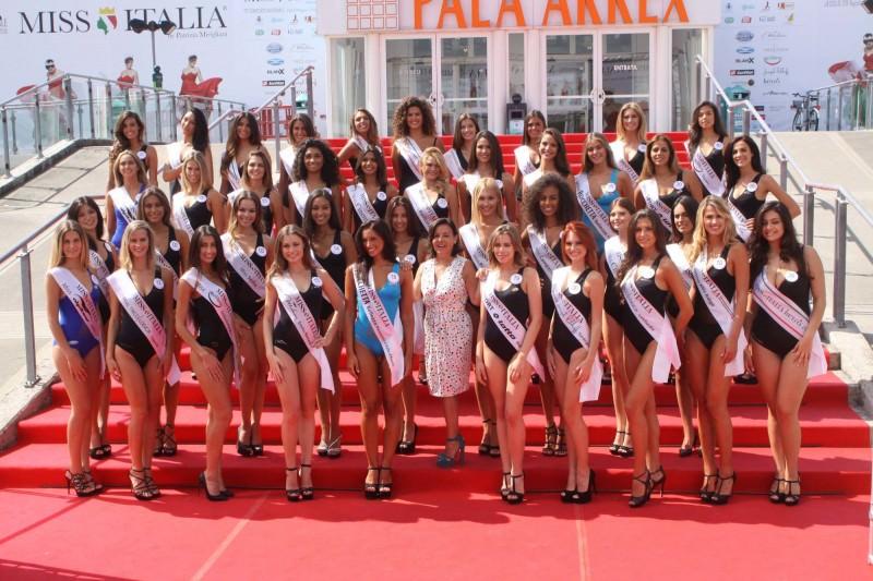 Finalissima di Miss Italia: ecco le tre siciliane in gara (FOTO)
