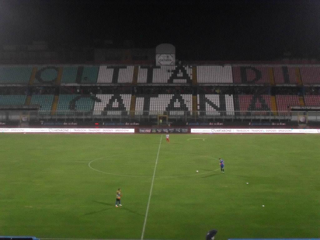 LIVE: Catania 0-1 Akragas, gol di Zanini e fischio finale