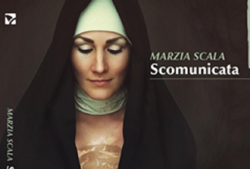 """Esce """"Scomunicata"""", il libro di Marzia Scala: padrino d'eccezione Gino Astorina"""