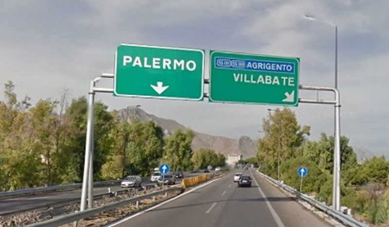 Autostrada Palermo-Catania, lavori di pavimentazione conclusi sulla carreggiata in direzione del capoluogo siciliano
