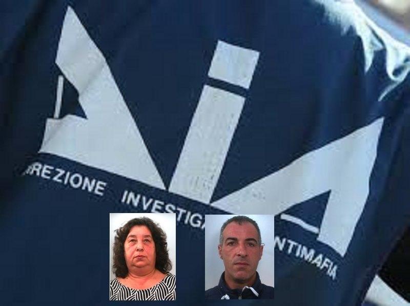 """Operazione """"Ultimo atto"""", in manette moglie e fratello del boss Antonio Trigila"""