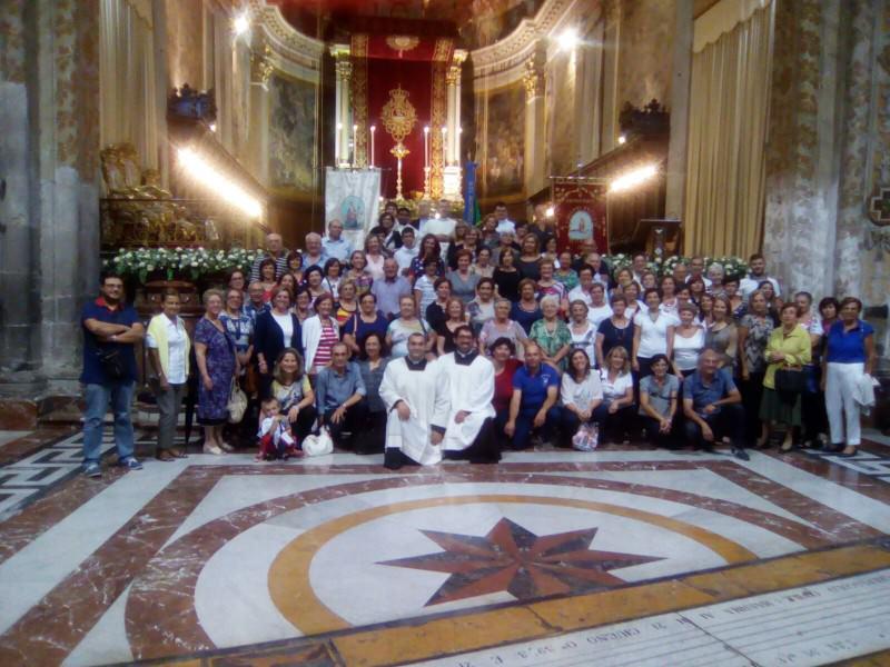 Comunità parrocchiali di Aci Trezza ad Acireale