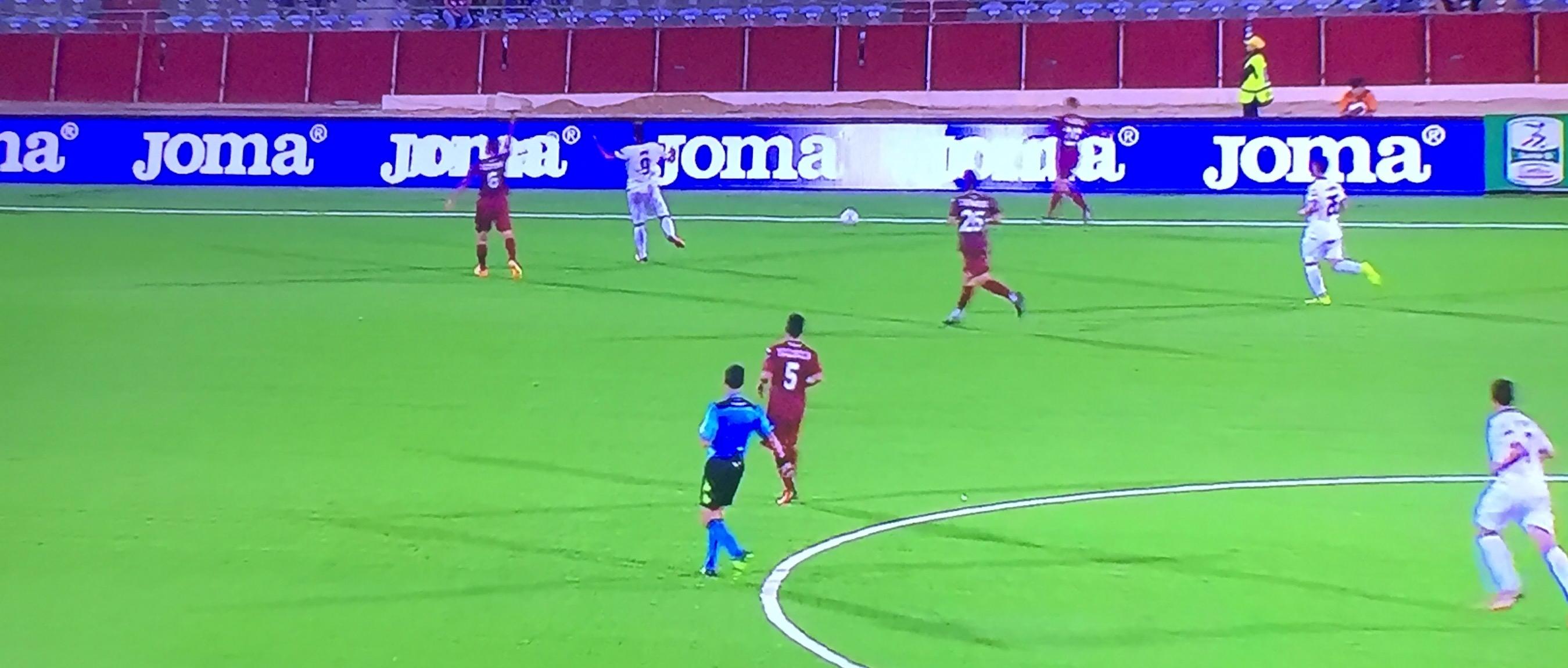 Il Trapani non sa vincere: solo 0-0 con lo Spezia